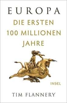 Tim Flannery: Europa, Buch
