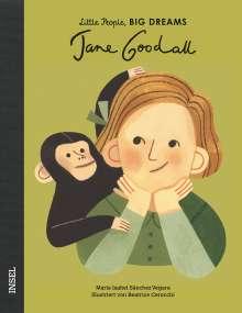 María Isabel Sánchez Vegara: Little People, Big Dreams: Jane Goodall, Buch