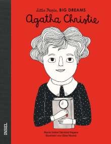 María Isabel Sánchez Vegara: Little People, Big Dreams: Agatha Christie, Buch