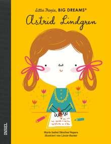 María Isabel Sánchez Vegara: Astrid Lindgren, Buch