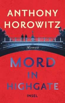 Anthony Horowitz: Mord in Highgate, Buch