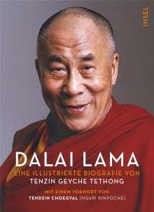 Tenzin Geyche Tethong: Dalai Lama, Buch