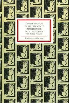 Honoré de Balzac: Das unbekannte Meisterwerk, Buch