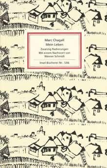 Marc Chagall: Mein Leben, Buch
