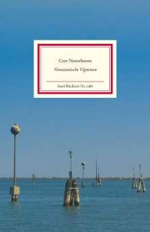 Cees Nooteboom: Venezianische Vignetten, Buch