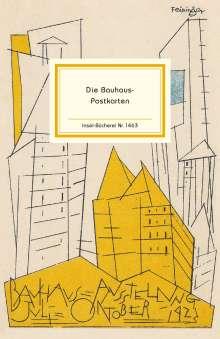 Die Bauhaus-Postkarten, Buch