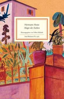 Hermann Hesse: Magie der Farben, Buch