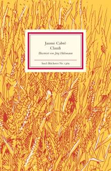 Jaume Cabré: Claudi, Buch