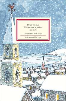 Dylan Thomas: Weihnachten in meiner Kindheit, Buch