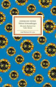 Hermann Hesse: Piktors Verwandlungen, Buch