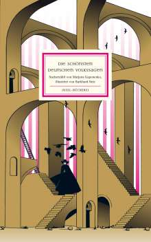 Marjana Gaponenko: Die schönsten deutschen Volkssagen, Buch