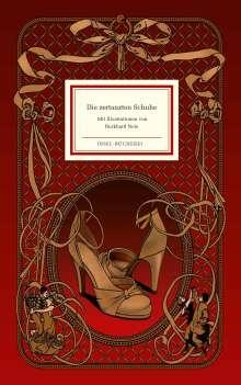 Jacob Grimm: Die zertanzten Schuhe, Buch