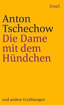 Anton Tschechow: Die Dame mit dem Hündchen, Buch