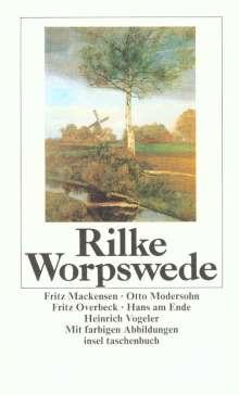 Rainer Maria Rilke: Worpswede, Buch