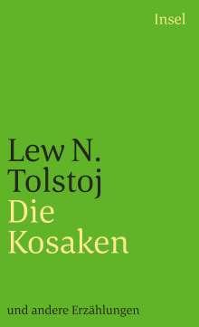 Leo N. Tolstoi: Die Kosaken und andere Erzählungen, Buch