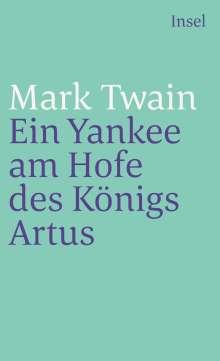 Mark Twain: Ein Yankee am Hofe des Königs Artus, Buch