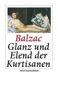 Honoré de Balzac: Glanz und Elend der Kurtisanen, Buch