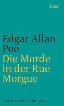 Edgar Allan Poe: Sämtliche Erzählungen 02, Buch