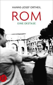 Hanns-Josef Ortheil: Rom, Buch