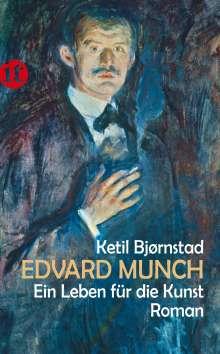 Ketil Bjørnstad: Edvard Munch. Ein Leben für die Kunst, Buch