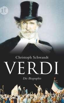 Christoph Schwandt: Giuseppe Verdi, Buch