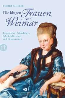 Ulrike Müller: Die klugen Frauen von Weimar, Buch