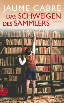 Jaume Cabré: Das Schweigen des Sammlers, Buch