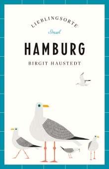 Birgit Haustedt: Hamburg - Lieblingsorte, Buch