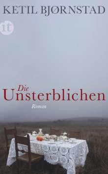 Ketil Björnstad: Die Unsterblichen, Buch