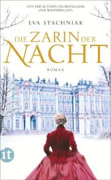 Eva Stachniak: Die Zarin der Nacht, Buch