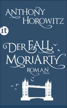 Anthony Horowitz: Der Fall Moriarty, Buch