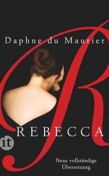 Daphne DuMaurier: Rebecca, Buch