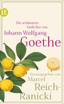Johann Wolfgang von Goethe: Die schönsten Gedichte, Buch