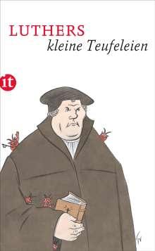 Martin Luther: Luthers kleine Teufeleien, Buch