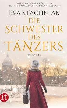 Eva Stachniak: Die Schwester des Tänzers, Buch