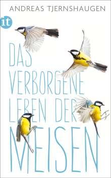 Andreas Tjernshaugen: Das verborgene Leben der Meisen, Buch