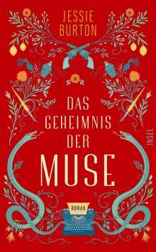Jessie Burton: Das Geheimnis der Muse, Buch