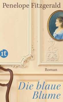 Penelope Fitzgerald: Die blaue Blume, Buch