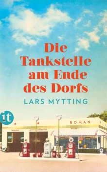 Lars Mytting: Die Tankstelle am Ende des Dorfs, Buch