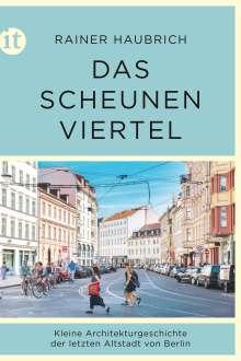 Rainer Haubrich: Das Scheunenviertel, Buch