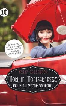 Kerry Greenwood: Mord in Montparnasse, Buch