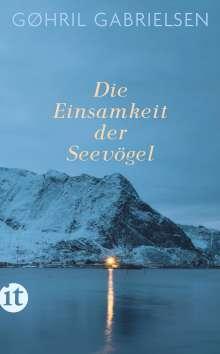 Gøhril Gabrielsen: Die Einsamkeit der Seevögel, Buch