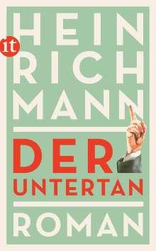 Heinrich Mann: Der Untertan, Buch