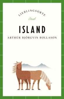 Arthúr Björgvin Bollason: Island - Lieblingsorte, Buch