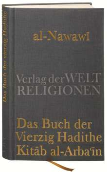 Al-Nawawi: Das Buch der Vierzig Hadithe, Buch