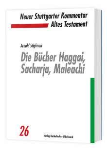 Arnold Stiglmair: Die Bücher Haggai, Sacharja, Maleachi, Buch