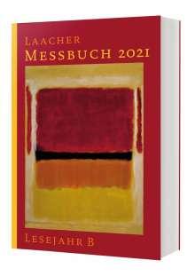 Laacher Messbuch 2021 kartoniert, Buch