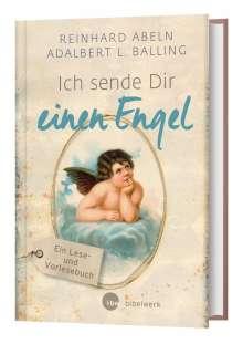 Reinhard Abeln: Ich sende Dir einen Engel (Großdruck), Buch