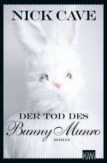 Nick Cave: Der Tod des Bunny Munro, Buch