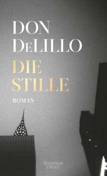 Don DeLillo: Die Stille, Buch